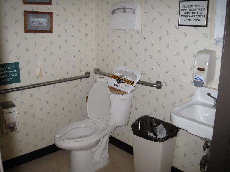 BEFORE-Restroom