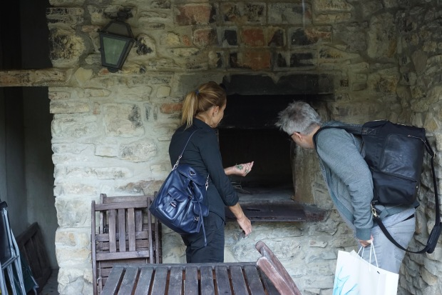 Thousand-year-old-Tuscan-bread-oven